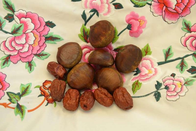 干枣如何做枣馅红枣的功效有哪些